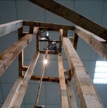 Sokhranski, Ein Blick aus dem Zugfenster, Staatsgalerie fur angewandte Kunst, Smederevo, Serbien, 2007