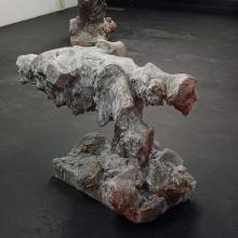 Sokhranski, Ferlohrene Fragmente, Galerie Thomas Flor, 2007