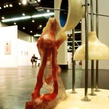 Leonid Sokhranski, Suspended, Neues Kunstforum Köln, 2008