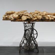 Leonid Sokhranski, *2# idiot Becker, Paperworks Gallery, 2011